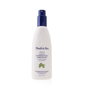 Noodle & Boo Conditioning Hair Polish - For Curls  Tangles  Frizzies and Bed Head (Box Slightly Damaged) 237ml/8oz