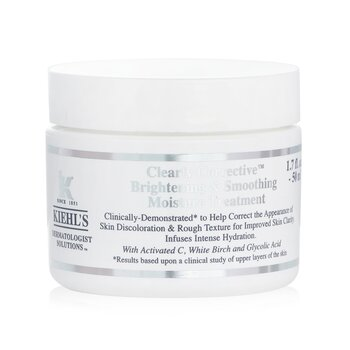 Kiehls Clearly Corrective Brightening & Smoothing Moisture Treatment 50ml|1.7oz