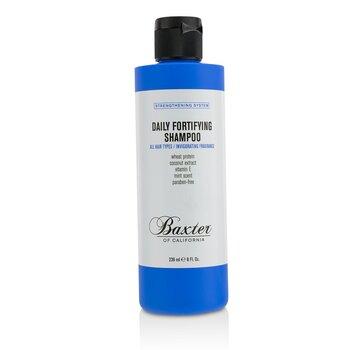 Купить Strengthening System Ежедневный Укрепляющий Шампунь (для Всех Типов Волос) 236ml/8oz, Baxter Of California