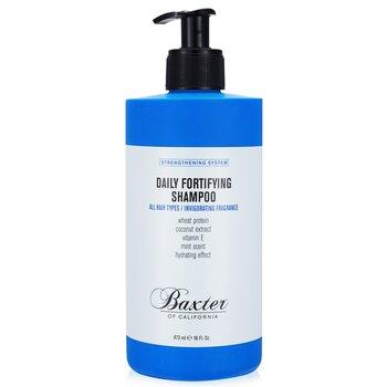 Купить Strengthening System Ежедневный Укрепляющий Шампунь (для Всех Типов Волос) 473ml/16oz, Baxter Of California