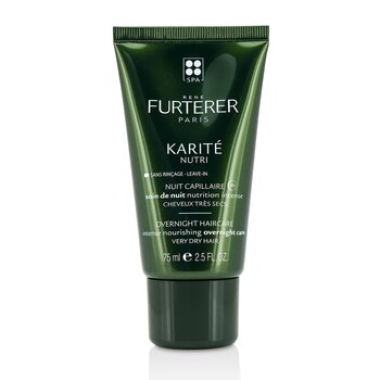 Rene Furterer Karite Nutri Overnight Haircare Intense Nourishing Overnight Care (Very Dry Hair) 75ml/2.5oz