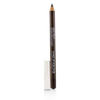 Купить Точный Моделирующий Карандаш для Бровей - # N40 (Dark Brown) 1.79g/0.06oz, Make Up For Ever