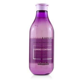 Купить Professionnel Serie Expert - Lumino Contrast Tocopherol Highlight Illuminating Shampoo 300ml/10.1oz, L'Oreal
