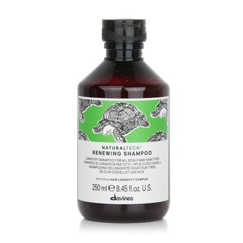 Купить Natural Tech Обновляющий Шампунь (для Всех Типов Волос и Кожи Головы) 250ml/8.45oz, Davines