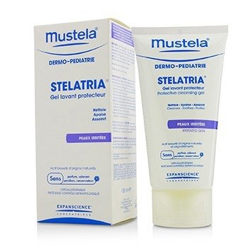 Mustela Stelatria Protective Cleansing Gel - For Irritated Skin 150ml/5oz