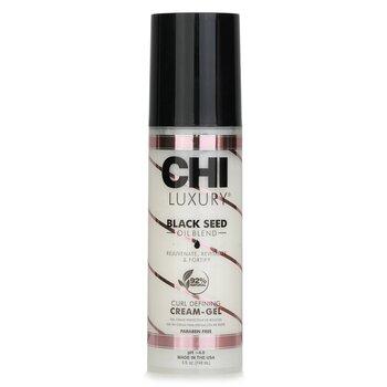 Купить Luxury Black Seed Oil Крем-Гель для Кудрей 148ml/5oz, CHI
