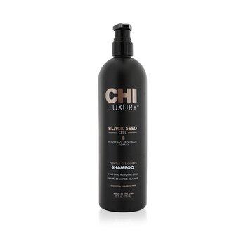 Купить Luxury Black Seed Oil Нежный Очищающий Шампунь 739ml/25oz, CHI
