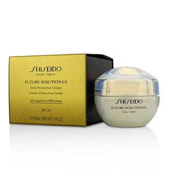 Купить Future Solution LX Защитный Крем SPF 20 50ml/1.8oz, Shiseido