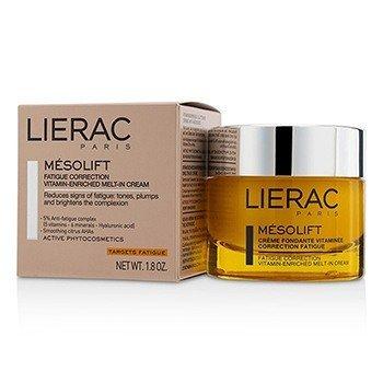 LieracMesolift Fatigue Correction Vitamin Enriched Melt In Cream 50ml 1.8oz
