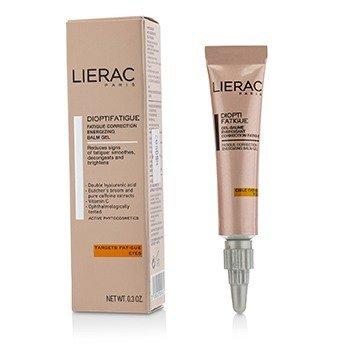 LieracDioptifatigue Fatigue Correction Energizing Balm Gel 10ml 0.3oz