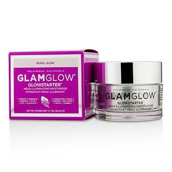 GlowStarter Mega Illuminating Moisturizer - Pearl Glow 50ml/1.7oz