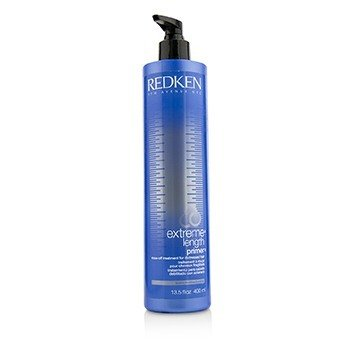 Купить Extreme Length Ухаживающий Смываемый Праймер (для Поврежденных Волос) 400ml/13.5oz, Redken
