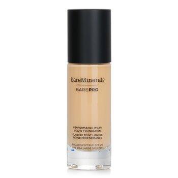 Купить BarePro Performance Wear Жидкая Основа SPF20 - # 08 Golden Ivory 30ml/1oz, BareMinerals