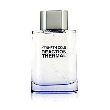 Kenneth Cole Reaction Thermal Eau De Toilette Spray (Unboxed) 100ml/3.4oz