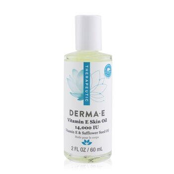 Derma E Therapeutic Vitamin E Skin Oil 14 000 IU 60ml/2oz