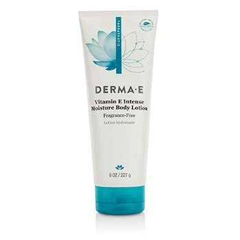 Derma E Therapeutic Vitamin E Intense Moisture Body Lotion - Fragrance-Free 227g/8oz