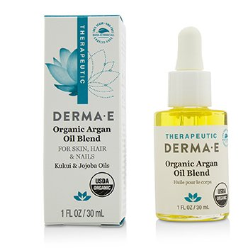Derma E Therapeutic Organic Argan Oil Blend 30ml/1oz