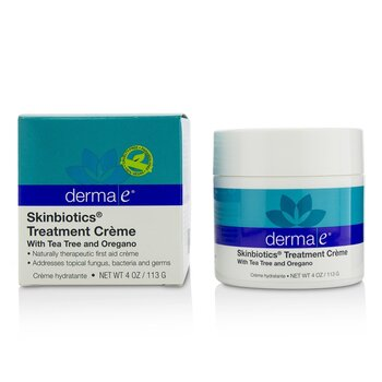 Derma E Therapeutic Skinbiotics Treatment Cream 113g/4oz