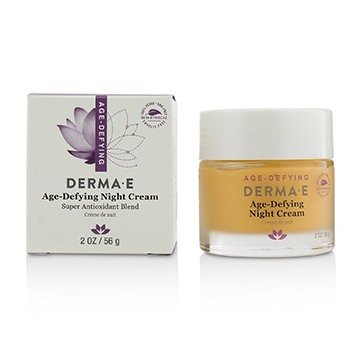 Derma E Age-Defying Night Cream 56g/2oz