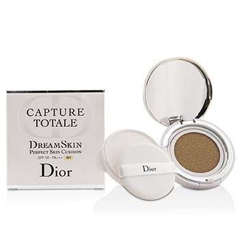 Купить Capture Totale Dreamskin Perfect Skin Основа Кушон SPF 50 с Запасным Блоком - # 021 2x15g/0.5oz, Christian Dior