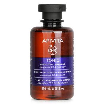 Apivita Men's Tonic Shampoo with Hippophae TC & Rosemary (For Thinning Hair) 250ml/8.45oz 21880127744