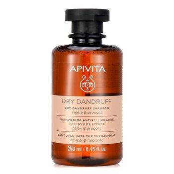 Купить Dry Dandruff Шампунь от Перхоти с Сельдереем и Прополисом (для Сухой Кожи Головы) 250ml/8.45oz, Apivita