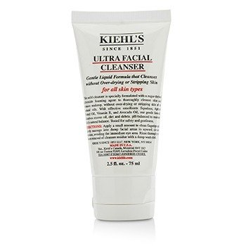 Kiehl's Ultra Facial Cleanser - For All Skin Types 75ml/2.5oz