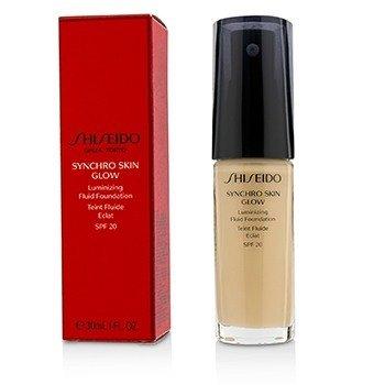 Купить Synchro Skin Glow Сияющая Основа Флюид SPF 20 - # Neutral 30ml/1oz, Shiseido