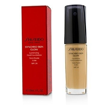 Купить Synchro Skin Glow Сияющая Основа Флюид SPF 20 - # Neutral 2 30ml/1oz, Shiseido