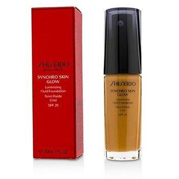 Купить Synchro Skin Glow Сияющая Основа Флюид SPF 20 - # Neutral 5 30ml/1oz, Shiseido