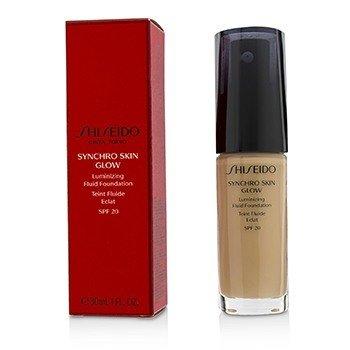 Купить Synchro Skin Glow Сияющая Основа Флюид SPF 20 - # Rose 2 30ml/1oz, Shiseido