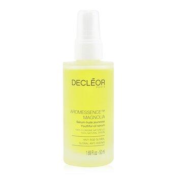 DecleorAromessence Magnolia Youthful Oil Serum Salon Size 50ml 1.6oz
