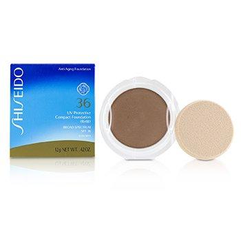SHISEIDO | Shiseido UV Protective Compact Foundation SPF 36 Refill - # SP60 Medium Beige 12g/0.42oz | Goxip