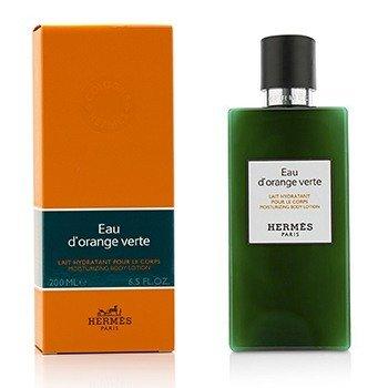 Hermes D'Orange Verte Moisturizing Body Lotion 200ml/6.5oz