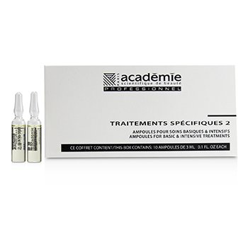Image of Academie Specific Treatments 2 Ampoules Omega 3-6-9 - Salon Product 10x3ml/0.1oz