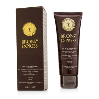 Image of Academie Bronz` Express Face Tinted Self-Tanning Gel 75ml/2.5oz