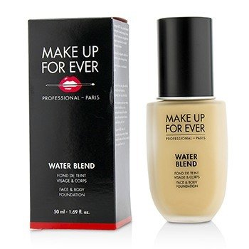 Купить Water Blend Основа для Лица и Тела - # Y245 (Soft Sand) 50ml/1.69oz, Make Up For Ever