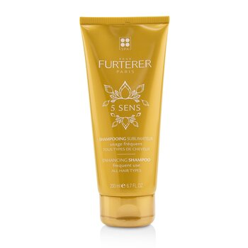 Купить 5 Sens Питательный Шампунь - (для Частого Использования, для Всех Типов Волос) 200ml/6.7oz, Rene Furterer