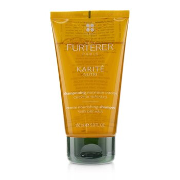 Rene Furterer Karite Nutri Nourishing Ritual Intense Nourishing Shampoo (Very Dry Hair) 150ml/5oz