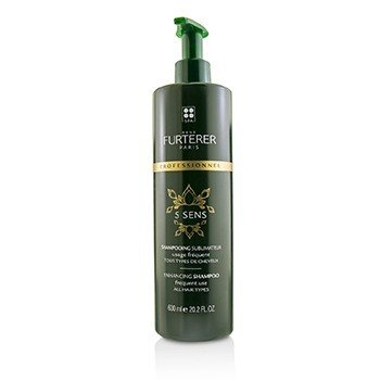 Rene Furterer 5 Sens Enhancing Shampoo - Frequent Use  All Hair Types (Salon Product) 600ml/20.2oz