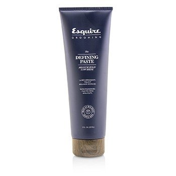 Esquire Grooming The Defining Paste (Medium Hold  Low Shine) 237ml/8oz