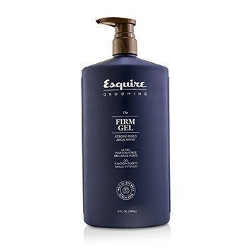 ESQUIRE GROOMING | Esquire Grooming The Firm Gel (Strong Hold  High Shine) 739ml/25oz | Goxip