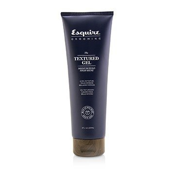 ESQUIRE GROOMING | Esquire Grooming The Textured Gel (Medium Hold  High Shine) 237ml/8oz | Goxip
