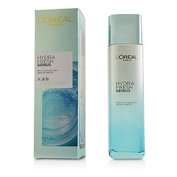 Купить Hydrafresh Genius Мультиактивная Вода 3-в-1 130ml/4.4oz, L'Oreal