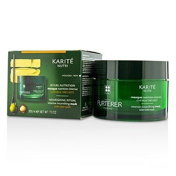 Rene Furterer Karite Nutri Nourishing Ritual Intense Nourishing Mask (Very Dry Hair) 200ml/7oz