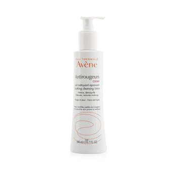 Avene Antirougeurs Clean Redness-Relief Refreshing Cleansing Lotion - For Sensitive Skin Prone to Re