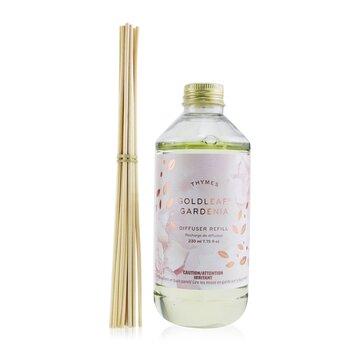 Thymes Aromatic Diffuser - Goldleaf Gardenia 230ml/7.75oz