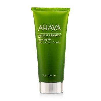 Ahava Mineral Radiance Cleansing Gel 100ml/3.4oz