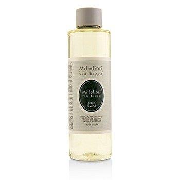 Millefiori Via Brera Fragrance Diffuser Refill - Green Reverie  250ml/8.45oz