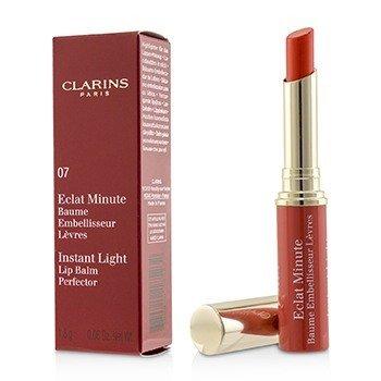 Eclat Minute Instant Light Совершенствующий Бальзам для Губ - # 07 Hot Pink 1.8g/0.06oz, Clarins  - Купить